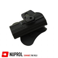 Nuprol Airsoft WE G17, G18 & EU Series Holster